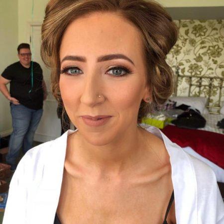 Bridal Makeup - Oakley Court Hotel Windsor