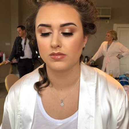 Bridal Makeup at The Elvetham in Hartley Wintney