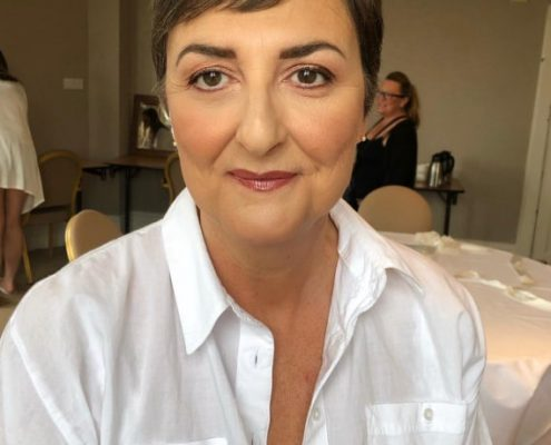 Wedding Makeup at The Elvetham in Hartley Wintney