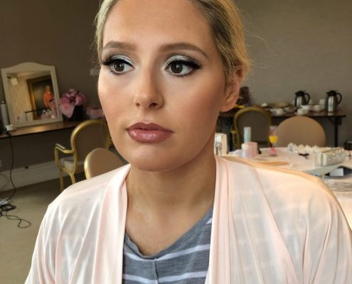 Bridesmaid Makeup at The Elvetham in Hartley Wintney