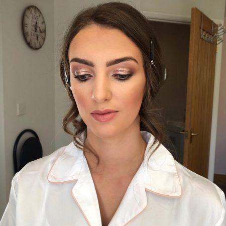 Bridesmaid Makeup in Yateley in Hampshire