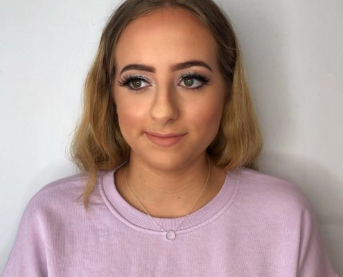 Prom Makeup Artist in Yateley Hampshire
