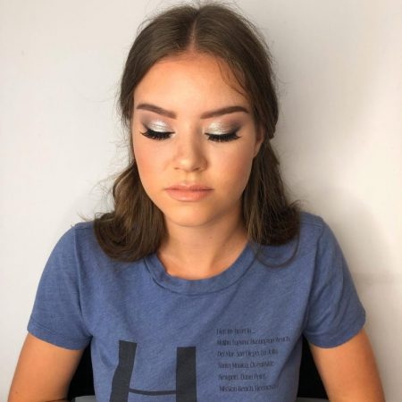 Prom Makeup in Surrey