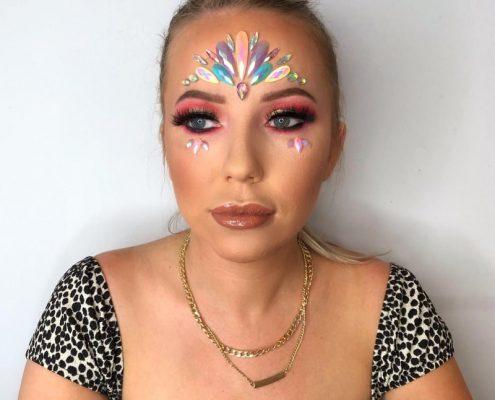 Festival Makeup in Camberley Surrey