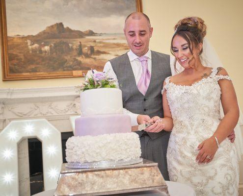 Wedding Makeup at Donnington Grove in Newbury