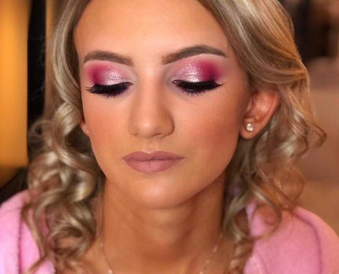Bridesmaid Makeup in Guildford Surrey
