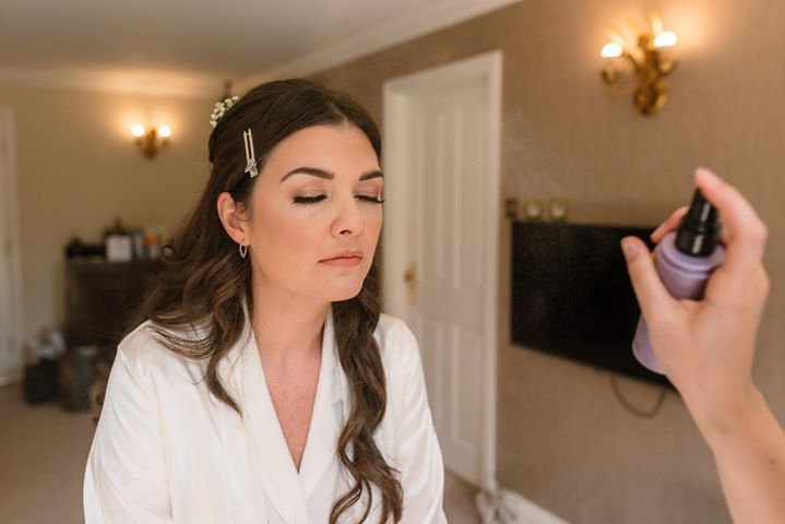 Wedding Makeup by Christiane Dowling Makeup Artistry - Cantley House in Wokingham Berkshire