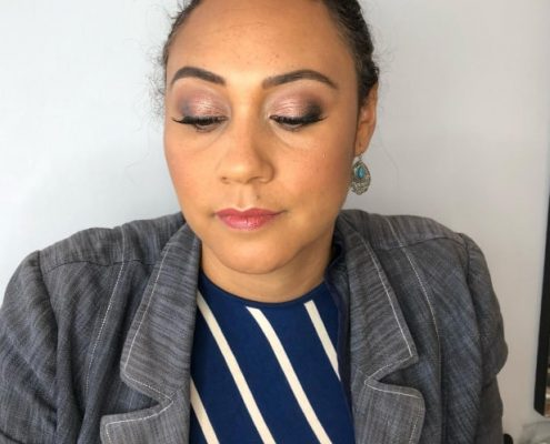 Professional Makeup Lessons in Hampshire