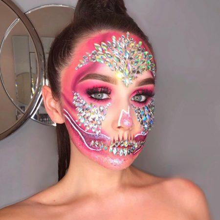 Halloween Makeup in Hampshire