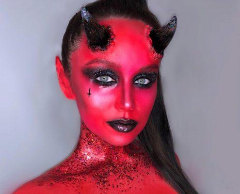 Halloween Makeup in Fleet Hampshire