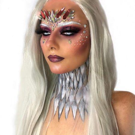 Halloween Makeup in Berkshire