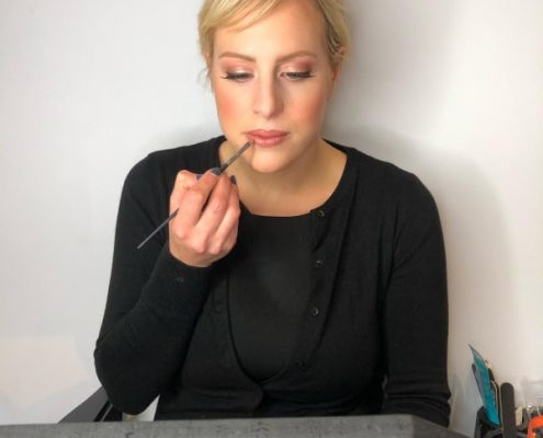Makeup Lessons in Camberley Surrey