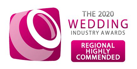 Christiane Dowling - The Wedding Industry Awards 2020 - Highly Commended