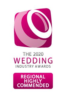 Christiane Dowling - Highly Commended - The Wedding Industry Awards 2020