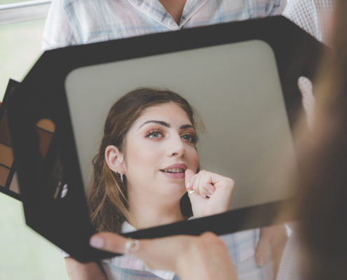 Wedding Makeup in Liphook in Hampshire