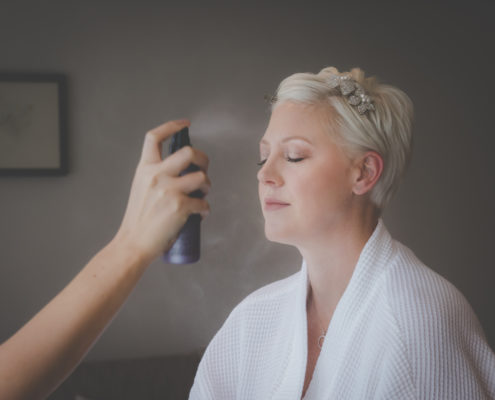 Bridal Makeup Artist in Liphook in Hampshire