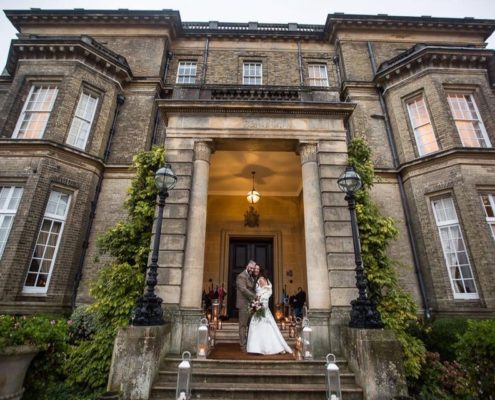 Bridal Makeup at Hedsor House in Buckinghamshire