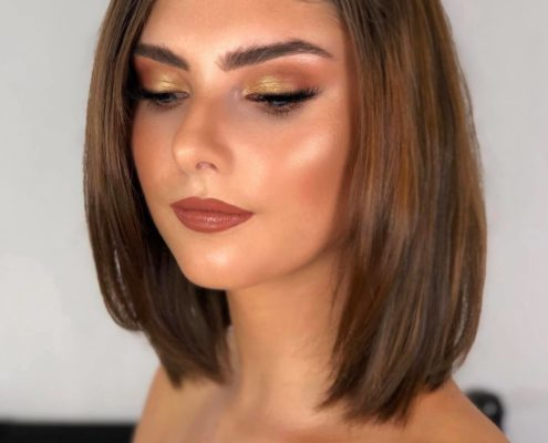 Glam Makeup by Christiane Dowling Makeup Artistry
