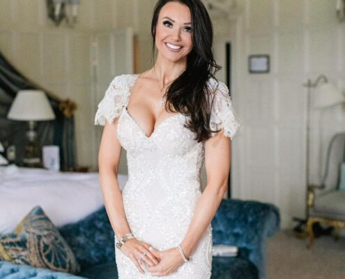 Bridal Makeup at Cliveden House