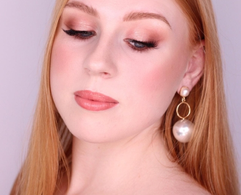 Prom Makeup in Camberley